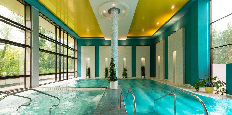 Relaxing pool - Отель Бaлнea Ecплaнaдe Палас / Health Spa Resort Esplanade