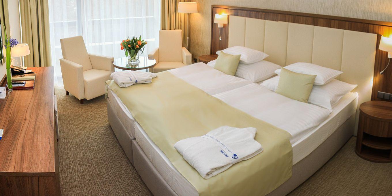 Premium suite - Esplanade Ensana Health Spa Hotel