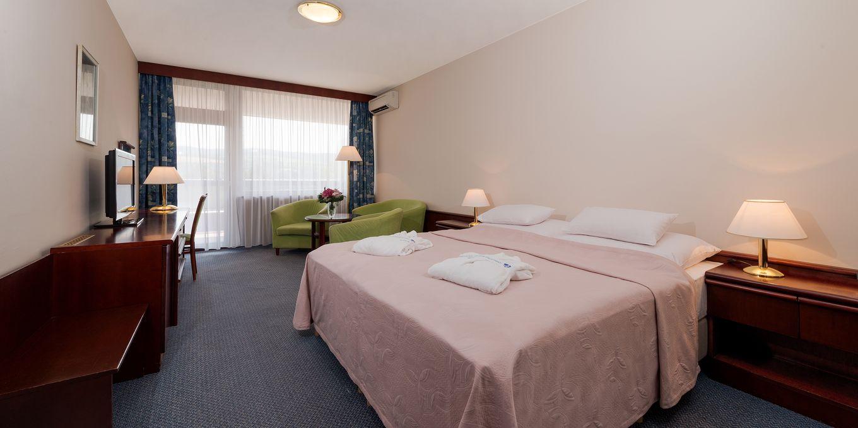 Superior Plus room - Esplanade Ensana Health Spa Hotel