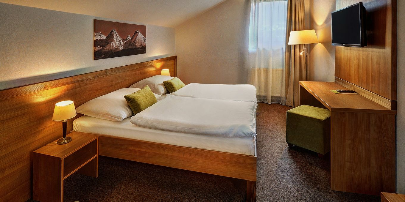 Double room - FIS Hotel