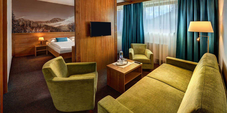 Suite - Отель Фиc / Hotel Fis