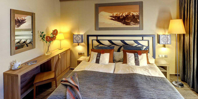 Deluxe suite - Grand Hotel
