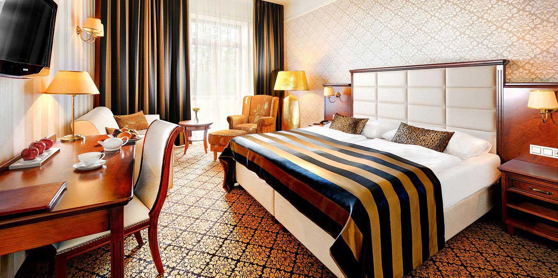 Classic room - Grandhotel Praha