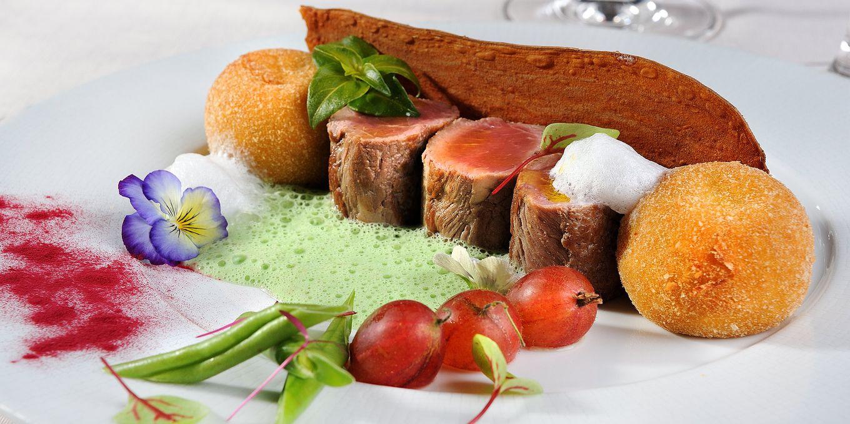 Cuisine - Grandhotel Praha