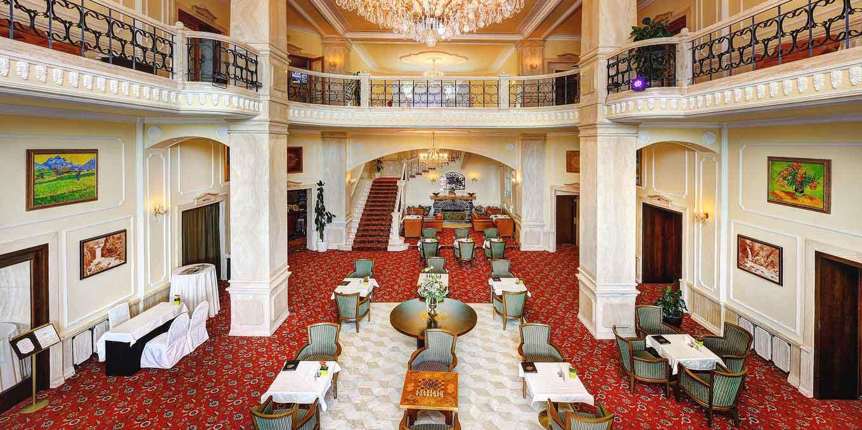 Grand Lounge - Grandhotel Praha