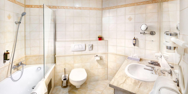 Standard bathroom - Grandhotel Stary Smokovec