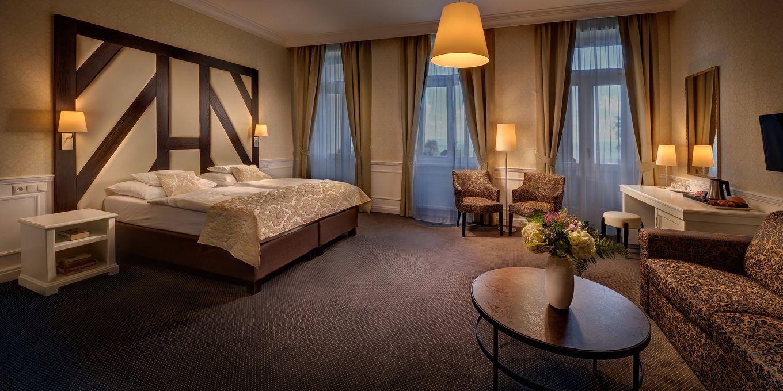 Deluxe room - Grandhotel Stary Smokovec