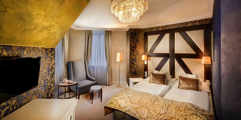 Junior suite - Grandhotel Stary Smokovec