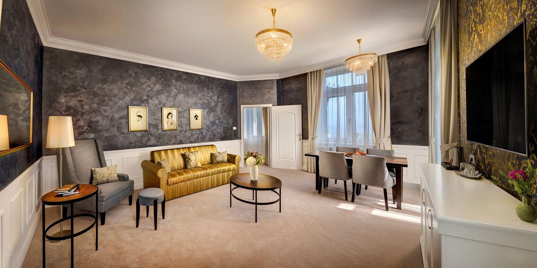Suite - Grandhotel Stary Smokovec