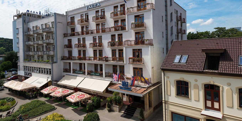 Jalta Ensana Health Spa Hotel - Jalta Ensana Health Spa Hotel
