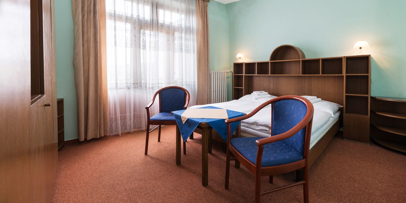 Standard double room - Jalta Ensana Health Spa Hotel