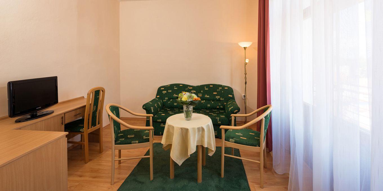 Suite - Jalta Ensana Health Spa Hotel