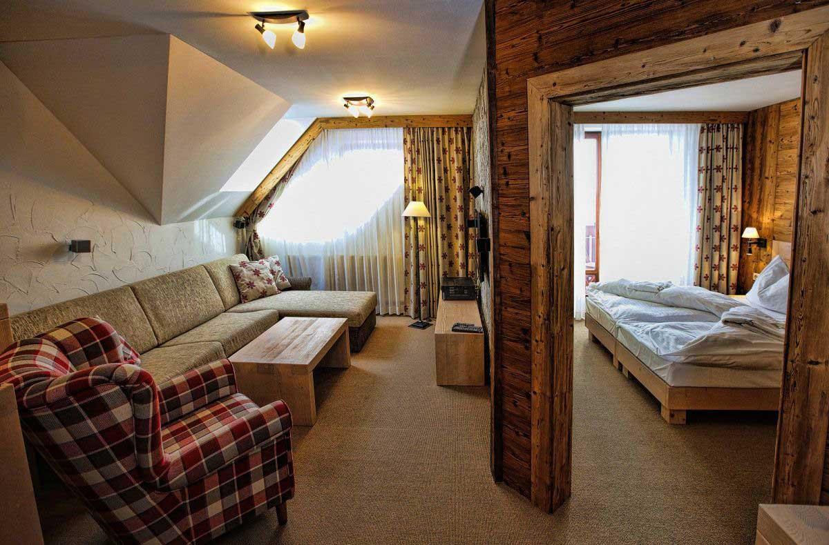 Hotel 1-bedroom Apartment - APLEND Kukucka Hotel
