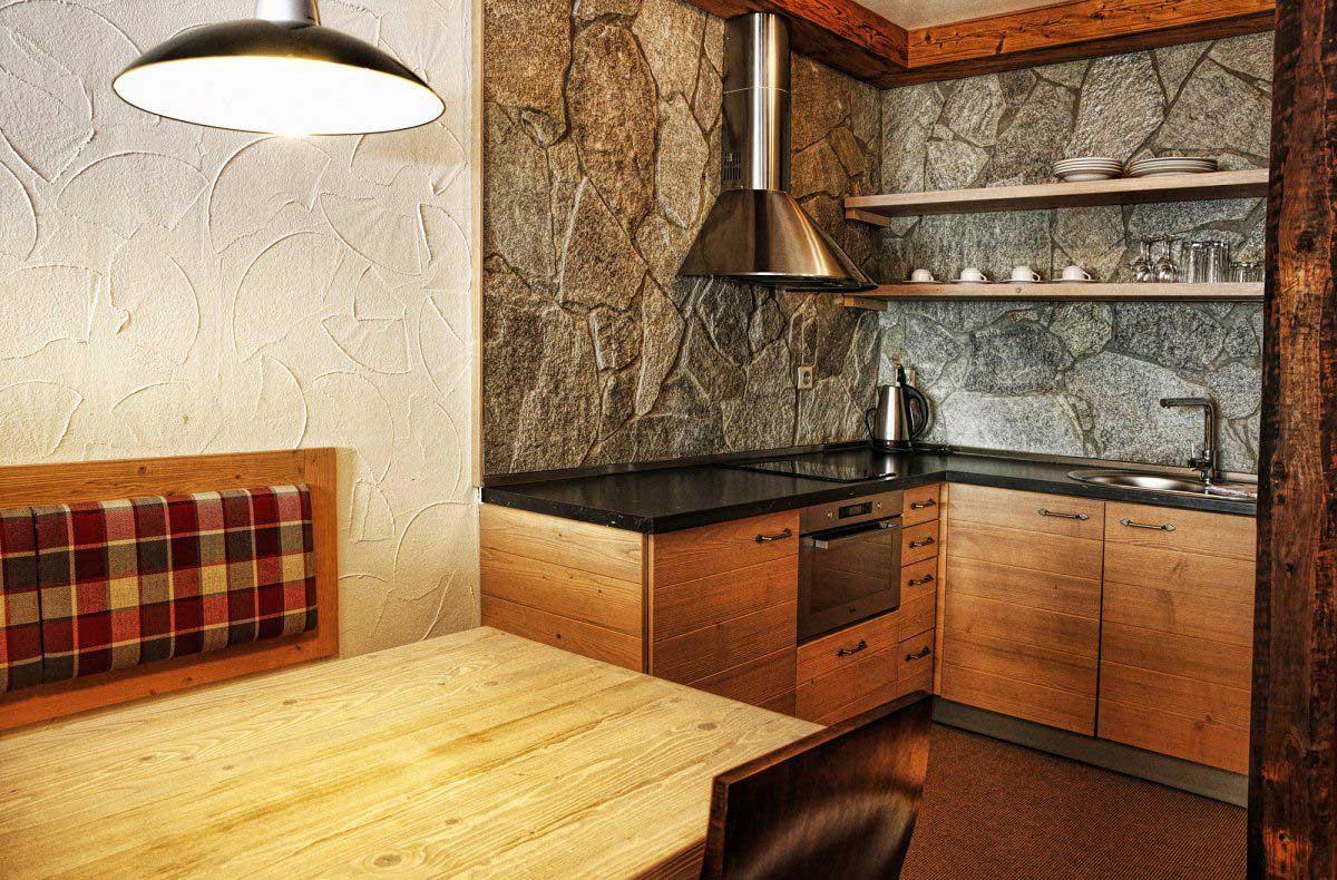 Hotel Apartment Kitchen - APLEND Kukucka Hotel