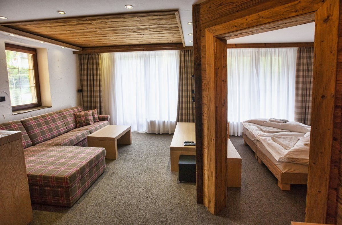 Residence 1-bedroom Apartment - APLEND Kukucka Hotel