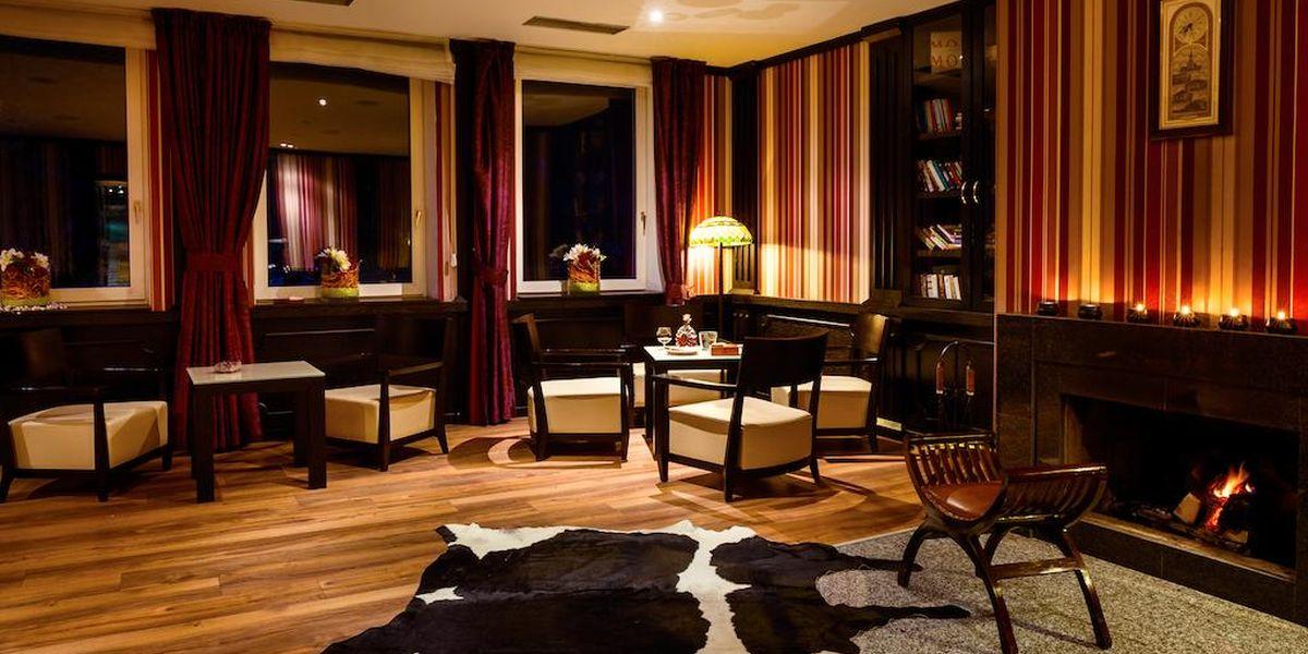 Cigar Lounge - Отель Остредок / Hotel Ostredok