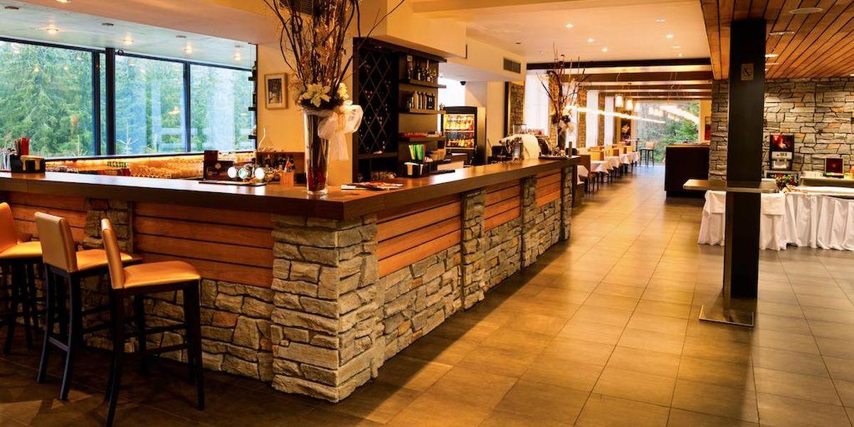 La Collina Restaurant - Отель Остредок / Hotel Ostredok