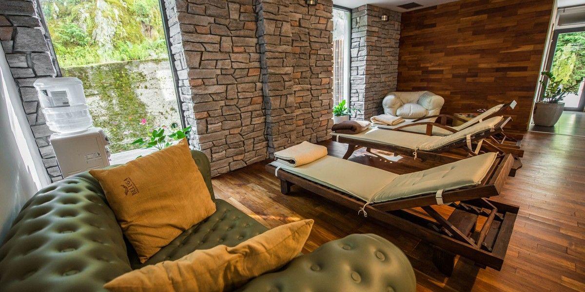 Wellness - Hotel Ostredok