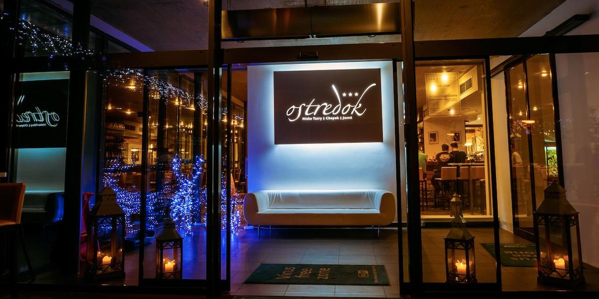 Ostredok Hotel - Отель Остредок / Hotel Ostredok