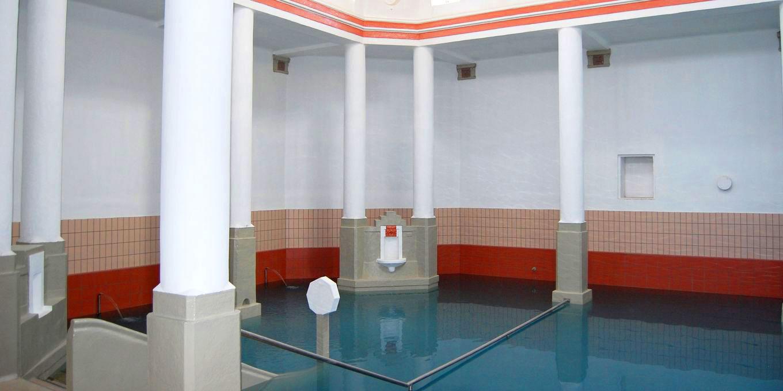 Balneotherapy - Pro Patria Ensana Health Spa Hotel