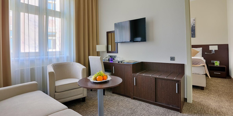 Comfort suite - Pro Patria Ensana Health Spa Hotel