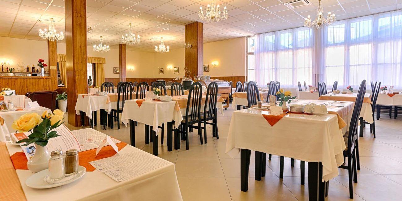 Restaurant Marianne - Spa Hotel Pro Patria