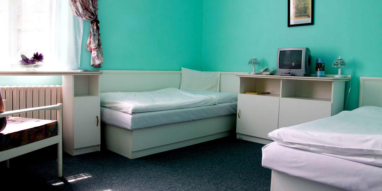 Standard double room - Pro Patria Ensana Health Spa Hotel