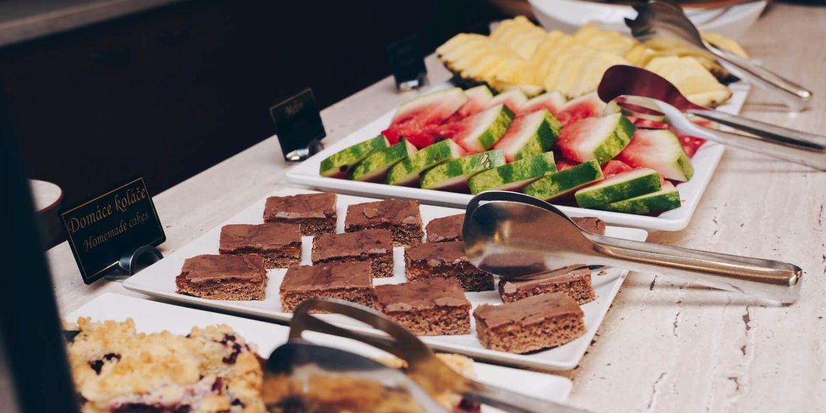 Breakfast - Cпa Отель Cолиcкo / Spa Hotel Solisko