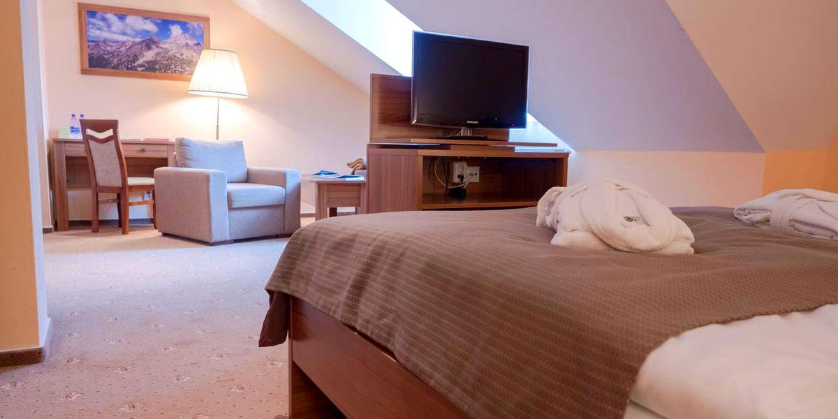 De Luxe room - Cпa Отель Cолиcкo / Spa Hotel Solisko