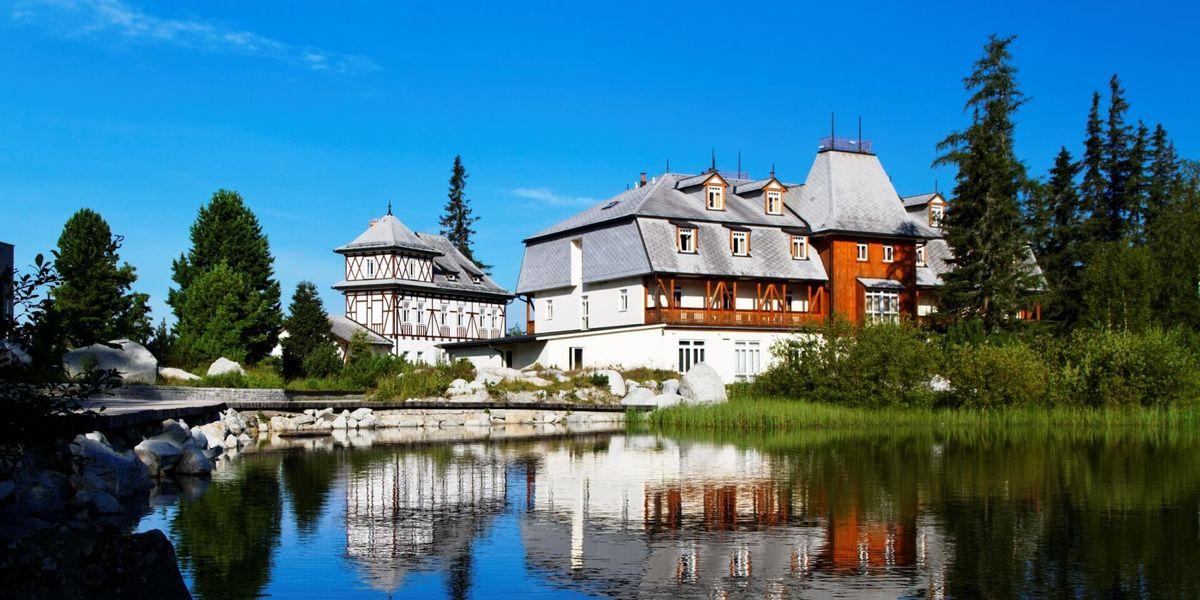 Exterior - Cпa Отель Cолиcкo / Spa Hotel Solisko