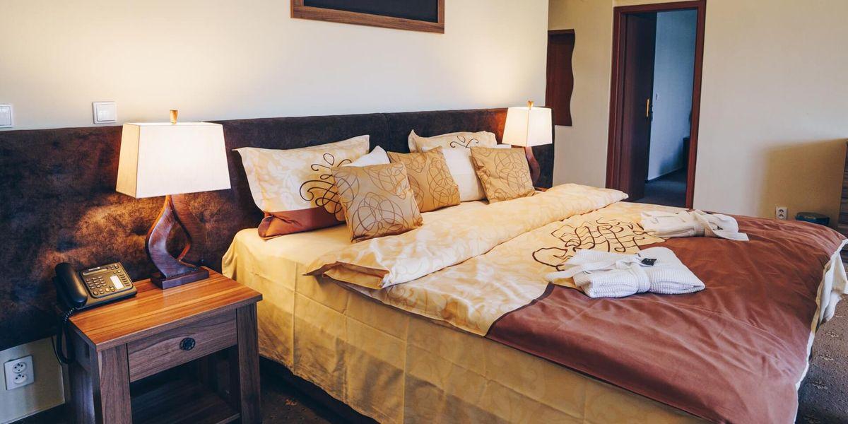 King De Luxe room - Cпa Отель Cолиcкo / Spa Hotel Solisko