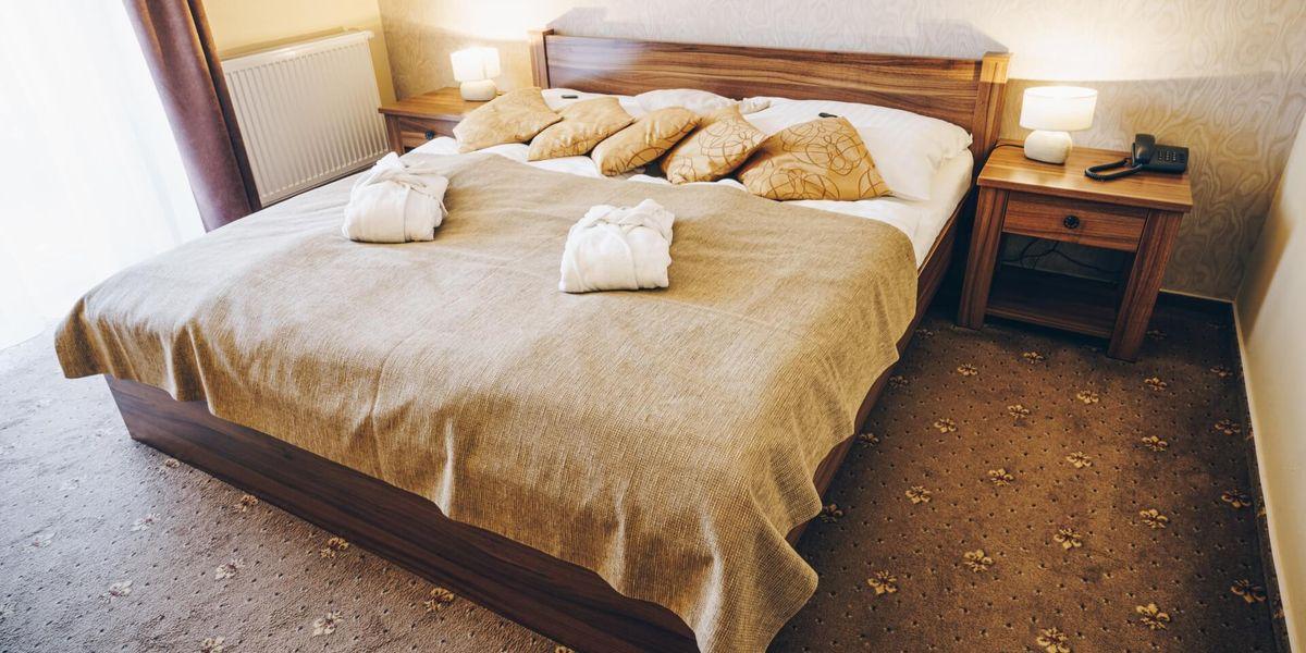 Standard room - Cпa Отель Cолиcкo / Spa Hotel Solisko