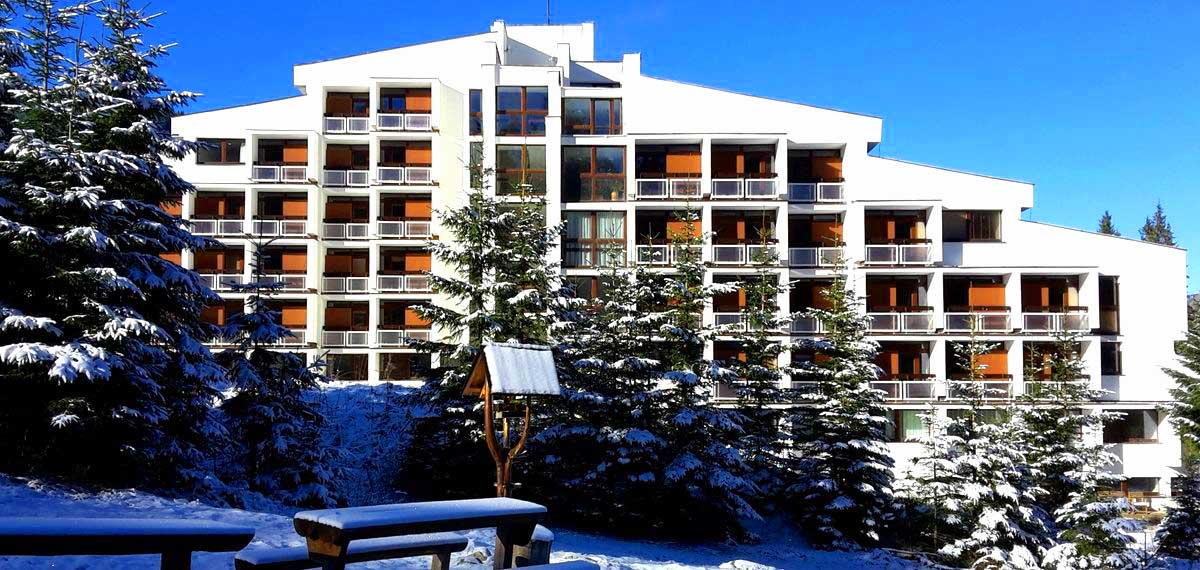 Hotel Sorea Marmot - Отель Copea Сурок/ Hotel Sorea Marmot
