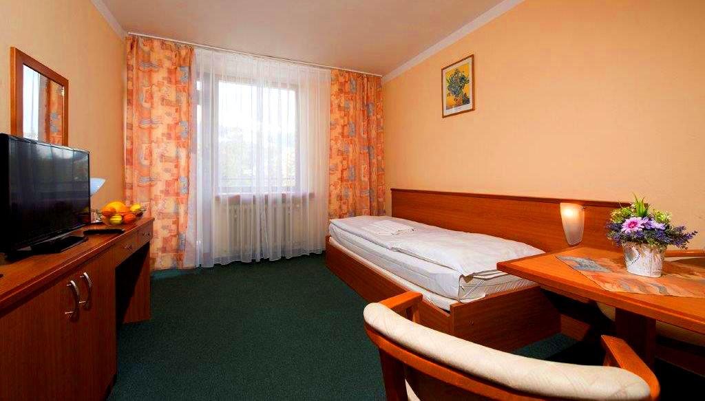 Single room - Hotel Sorea SNP