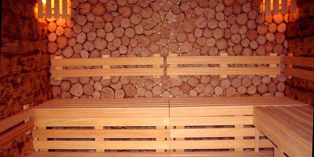 Sauna - Hotel Sorea Titris