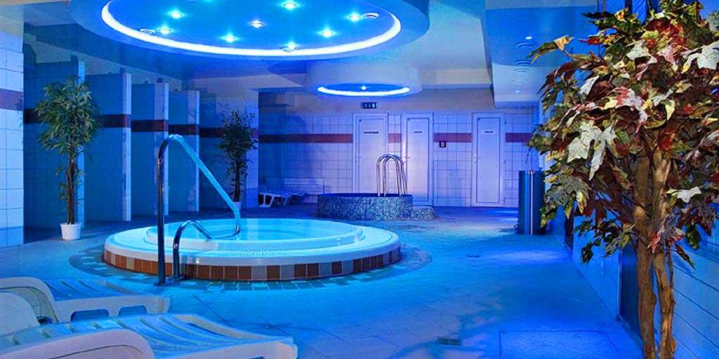 Whirlpool - Hotel Sorea Titris