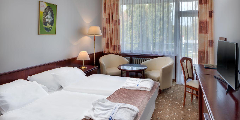 Comfort room - Splendid Ensana Health Spa Hotel