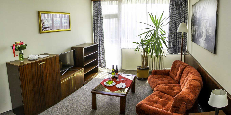 Grand Comfort suite - Splendid Ensana Health Spa Hotel