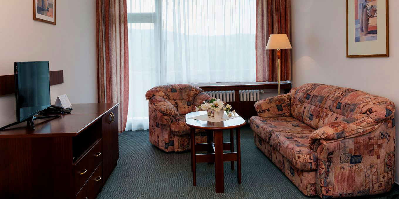 Suite - Splendid Ensana Health Spa Hotel