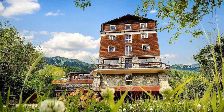 Summer - Hotel Srdiecko