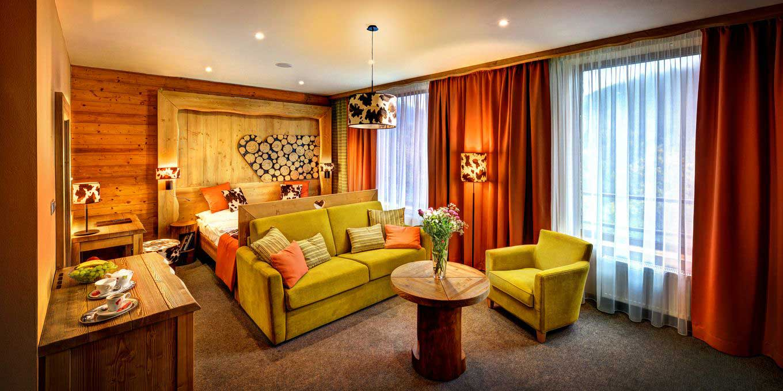 Family room - Hotel Srdiecko