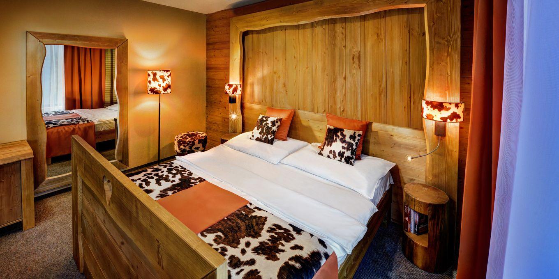 Standard double room - Hotel Srdiecko