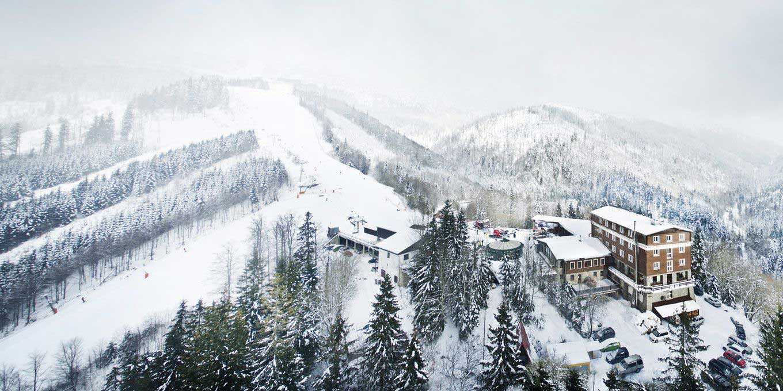 Winter - Hotel Srdiecko