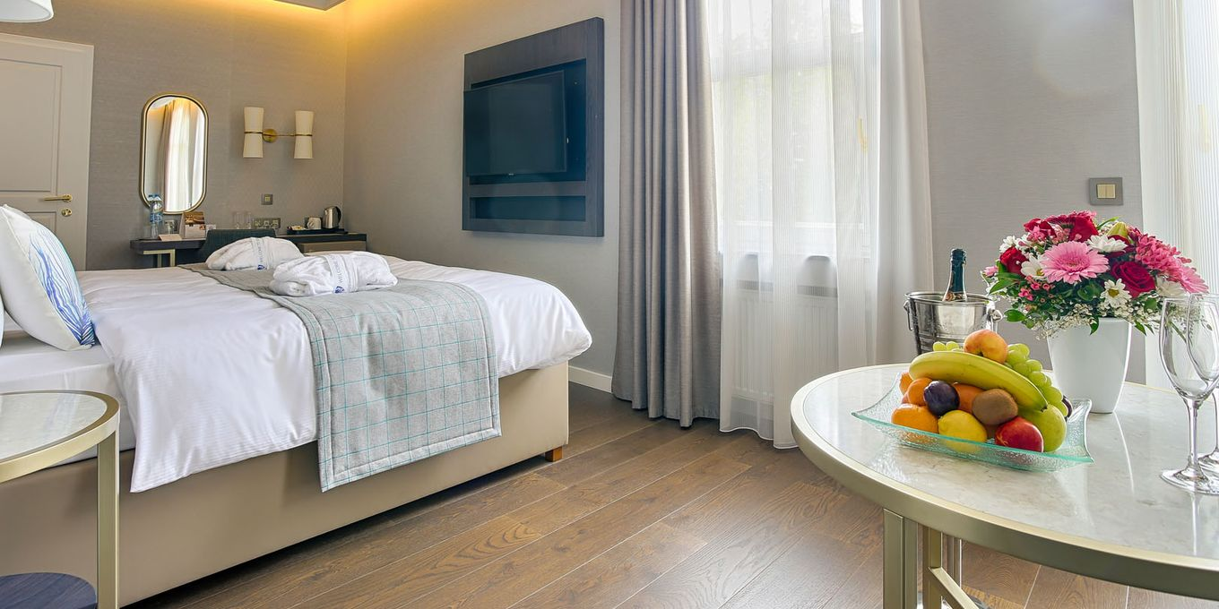 Deluxe Plus room - Thermia Palace Ensana Health Spa Hotel