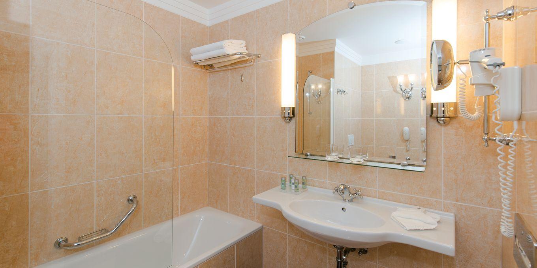 Comfort room bathroom - Thermia Palace Ensana Health Spa Hotel