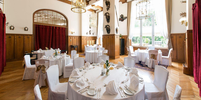 Hubertus lounge - Thermia Palace Ensana Health Spa Hotel