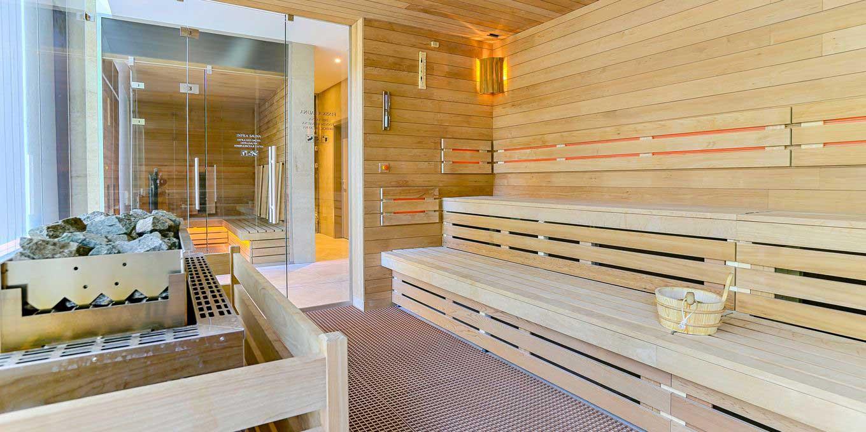 Wellness center - Thermia Palace Ensana Health Spa Hotel