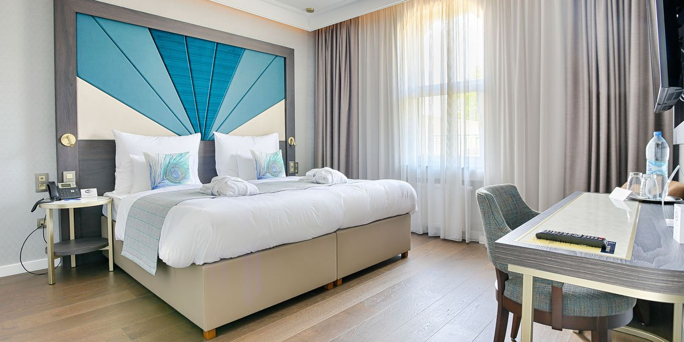 Deluxe Plus suite - Thermia Palace Ensana Health Spa Hotel