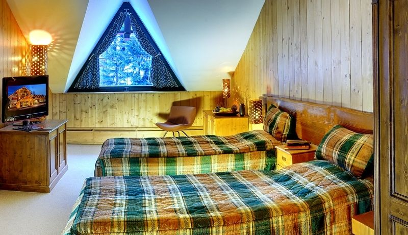 Deluxe room - Отель Tры Колодчикa / Hotel Tri studnicky