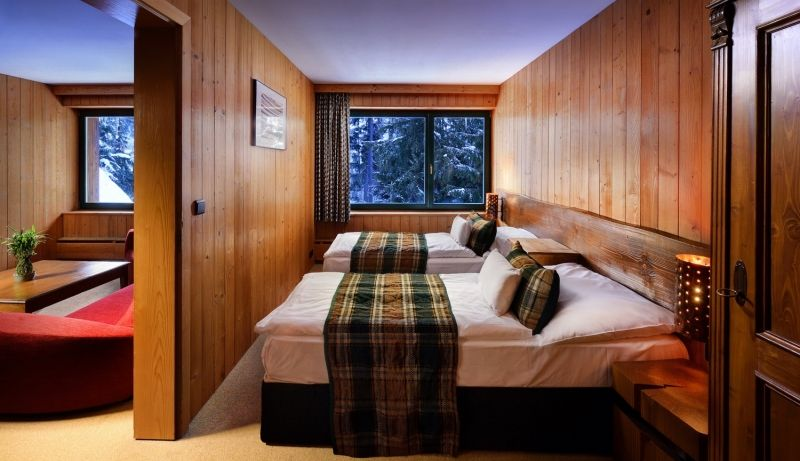 2-Bedroom suite - Отель Tры Колодчикa / Hotel Tri studnicky